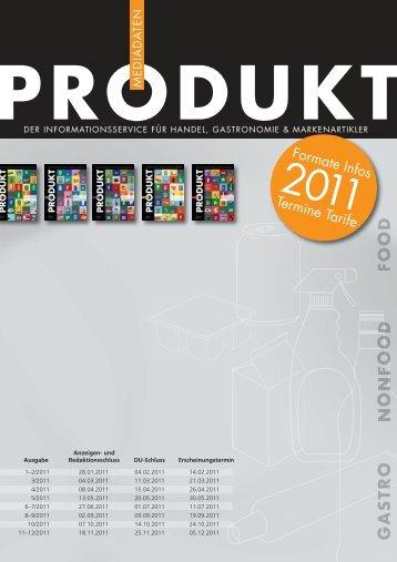 Mediadaten_PRODUKT_Vers7.qxd:Layout 1