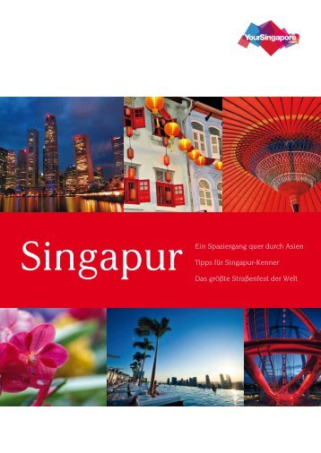 Singapur Magazin 2012 - LD Press