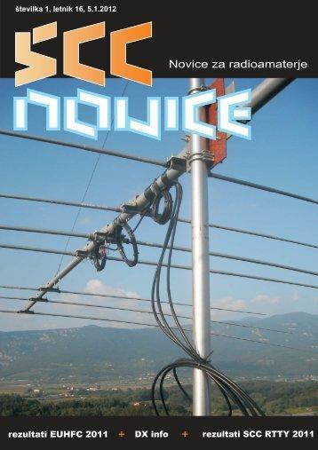 Novice za radioamaterje - Lea - Zveza radioamaterjev Slovenije