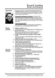 Gerald Lembke - LearnAct!