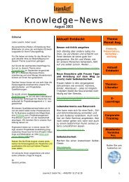 August 2003 - LearnAct!