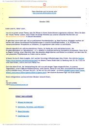 Newsletter Wissensmanagement und lernende ... - LearnAct!