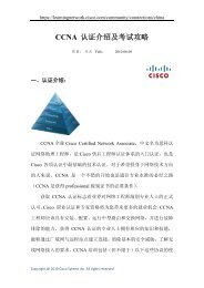 CCNA Complete Guide 2nd Edition pdf - Cisco Learning Home
