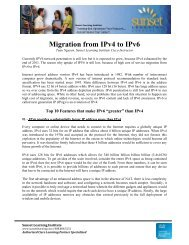 Migration from IPV4 to IPV6.pdf - The Cisco Learning Network