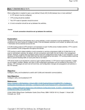 Download Labs for the Cisco CCNA Exam Pdf Ebook