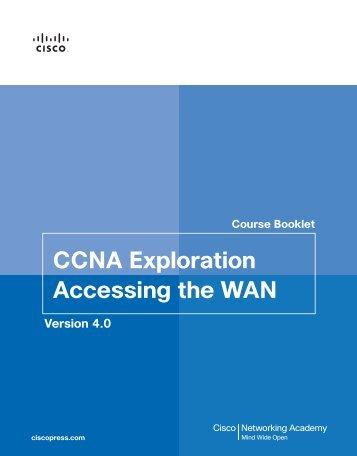 CCNA Exploration Accessing the WAN