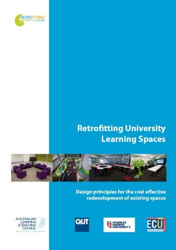 Retrofitting University Learning Spaces - Learnline - Charles Darwin ...