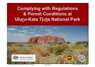 Complying with Regulations & Permit Conditions at ... - Learnline