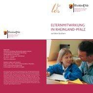 Aufgaben - LandesElternBeirat Rheinland-Pfalz - Bildungsserver ...