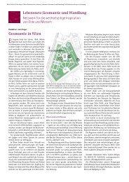 Geomantie in Wien Lebensnetz Geomantie und Wandlung