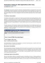 Python Web Penetration Testing Cookbook