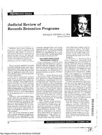 Reviews Including Judicial Reviews
