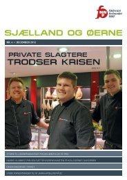 TRODSER KRISEN - Fødevareforbundet Sjælland og Øerne - Nnf