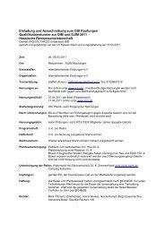 OSI Kaufungen 2011 - IPZV
