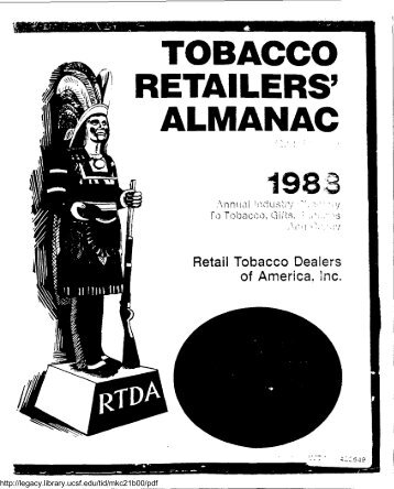 "Fo Tobacco, ;kits, "" ~s - Legacy Tobacco Documents Library"