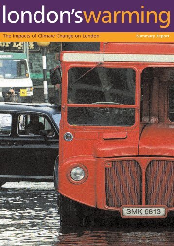 London's Warming - london.gov.uk - Greater London Authority