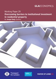 Overcoming barriers to institutional investment in residential ... - BPF