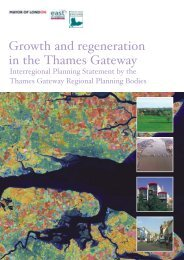 Growth and Regeneration in the Gateway - london.gov.uk - Greater ...