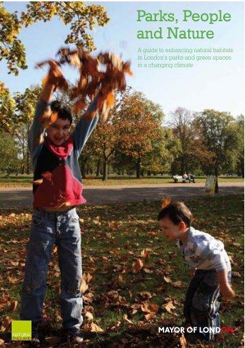 Parks, People and Nature - London Biodiversity Partnership