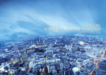 London: winning in a changing world PDF - london.gov.uk - Greater ...