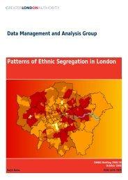 Patterns of Ethnic Segregation in London PDF - london.gov.uk ...