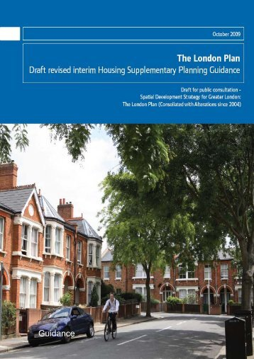 Interim Housing SPG appendix PDF - Greater London Authority
