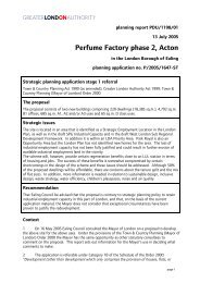 Perfume Factory phase 2, Acton - London - Greater London Authority