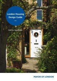 London Housing Design Guide Ñ - Lifetime Homes
