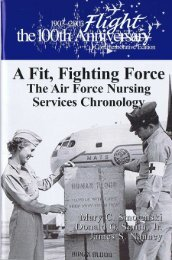 1903-2003 - Legends of the Flight Nurses of WWII