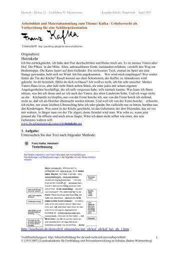 Arbeitsblatt Zu Aspekte 1 Kapitel 7 : Awl arbeitsblatt