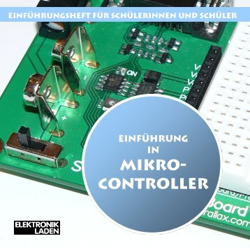 Anleitung Mikrocontroller 210 komprimiert.pub
