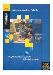 Broschüre - Lehrerfortbildungsserver Baden-Württemberg