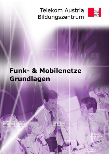 Funk- & Mobilenetze Grundlagen - Freie Lehrmittel