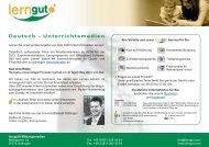 Fach Deutsch Grundschule/Förderschule (911 KB)