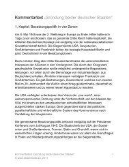 "Kommentartext ""Gründung beider deutscher Staaten"""