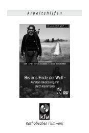 Bis ans Ende der Welt – Auf dem Jakobsweg mit Ulrich Reinthaller