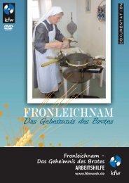 Fronleichnam - Das Geheimnis des Brotes - of materialserver ...
