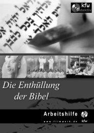 Die vier Pfeiler des Judaismus - of materialserver.filmwerk.de ...