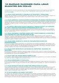 10 BUENAS RAZONES PARA USAR GUANTES SIN POLVO - Page 2
