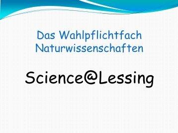 Natur - Lessing-Gymnasium @ Berlin-Mitte