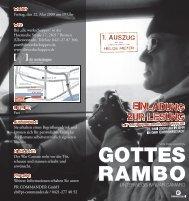 GOTTES RAMBO