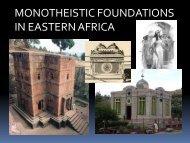 Ethiopian Christianity