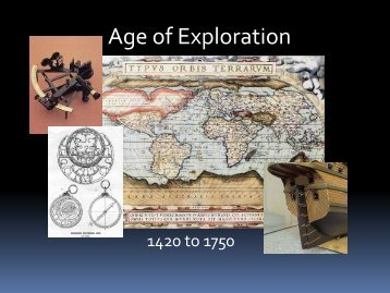 46 - Age of Exploration