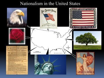 Nationalism in the United States