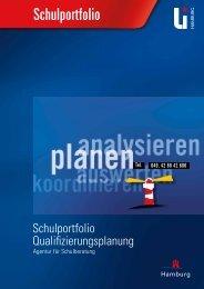 Schulportfolio - Landesinstitut für Lehrerbildung und ...