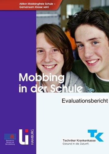 Mobbing Evaluationsbericht - Landesinstitut für Lehrerbildung und ...