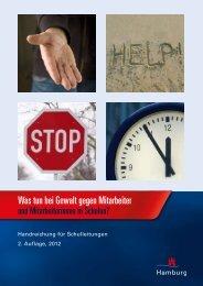 Gewalt gegen Schulpersonal - Landesinstitut für Lehrerbildung und ...