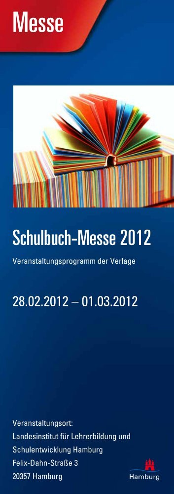 Schulbuch-Messe 2012 - Landesinstitut für Lehrerbildung und ...