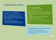 SPZ- Angebote für Eltern - Landesinstitut für Lehrerbildung und ...