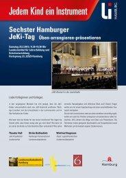 Flyer Sechster Jeki-Tag - Landesinstitut für Lehrerbildung und ...